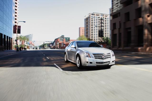 2012 Cadillac CTS Sedan LUXURY 4dr Car Slide 0