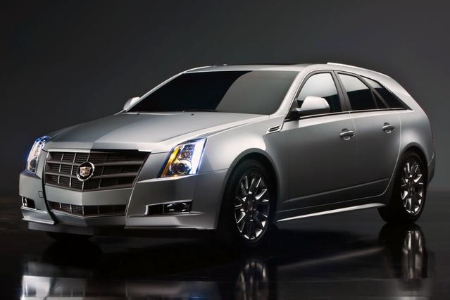 2012 Cadillac CTS 3.6L PREMIUM 3.6L Premium 4dr Wagon Slide 0