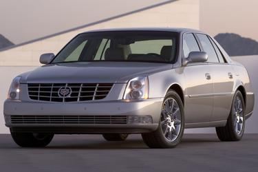 2008 Cadillac DTS W/1SD Sedan Apex NC