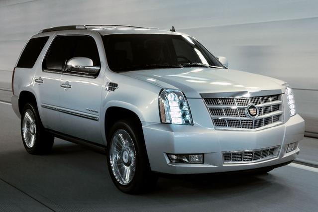 2012 Cadillac Escalade LUXURY SUV Slide 0