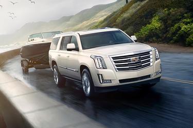 2015 Cadillac Escalade PREMIUM SUV Apex NC