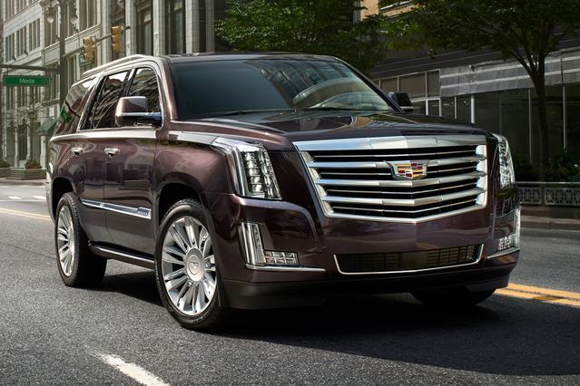 2016 Cadillac Escalade LUXURY COLLECTION SUV Slide 0