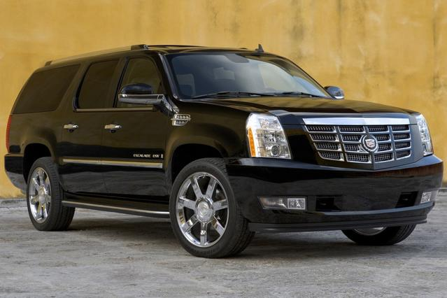 2008 Cadillac Escalade ESV PLATINUM EDITION SUV Hillsborough NC