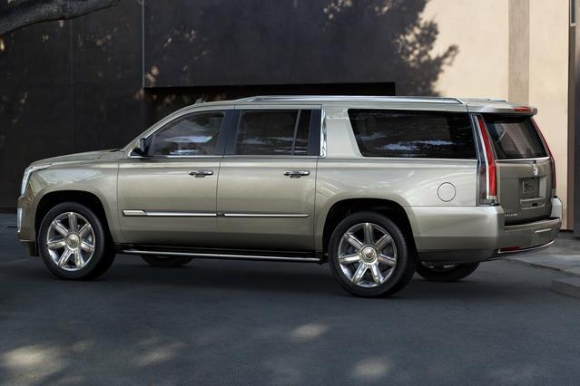 2016 Cadillac Escalade ESV LUXURY Hillsborough NC