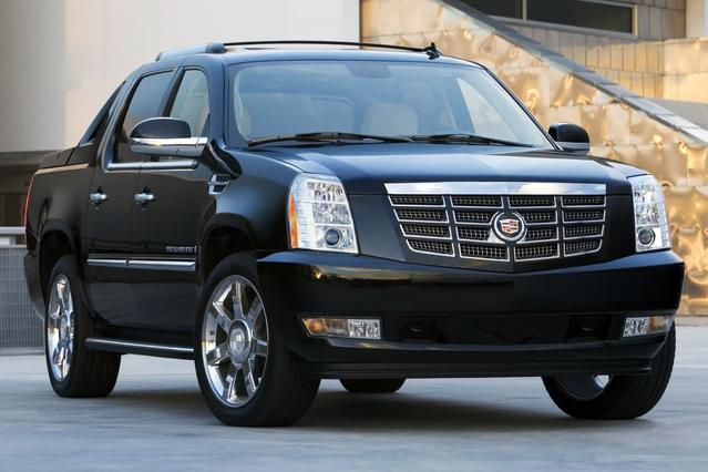 2007 Cadillac Escalade EXT BASE Crew Cab Pickup Slide 0