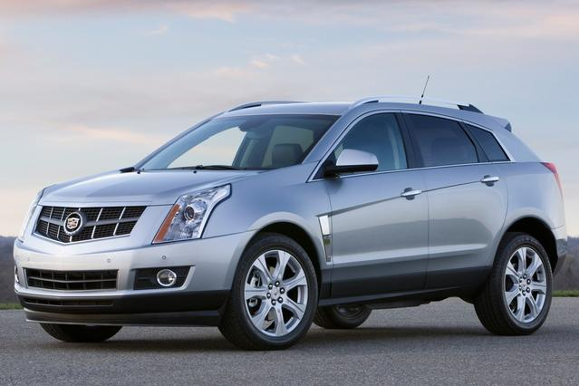 2010 Cadillac Srx LUXURY COLLECTION SUV Hillsborough NC