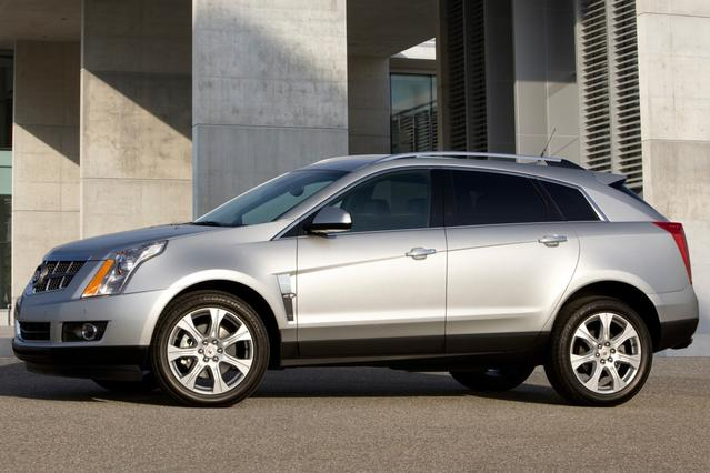 2010 Cadillac SRX TURBO PREMIUM COLLECTION Sport Utility Slide 0
