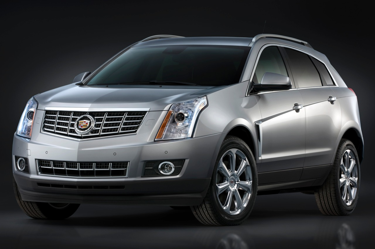 2015 Cadillac SRX LUXURY SUV Slide 0