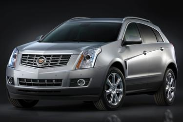 2015 Cadillac Srx BASE SUV Slide 0