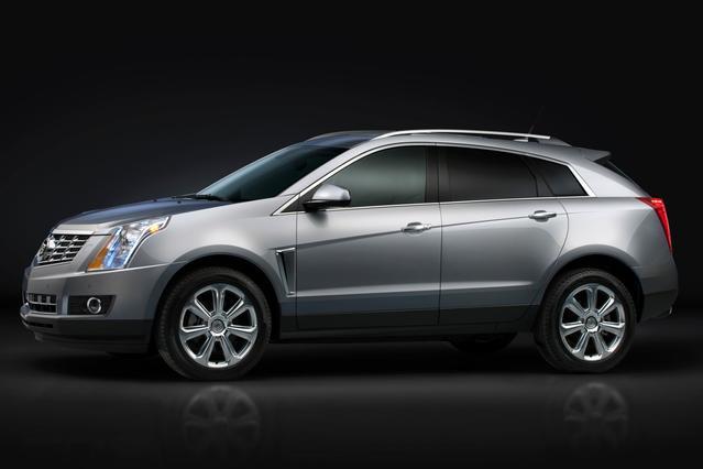 2016 Cadillac Srx PERFORMANCE COLLECTION SUV Hillsborough NC