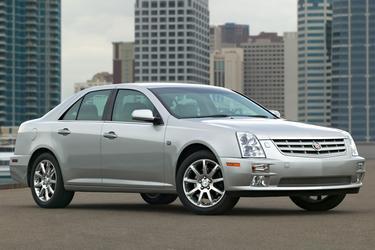 2007 Cadillac STS 4DR SDN V6 Sedan Merriam KS