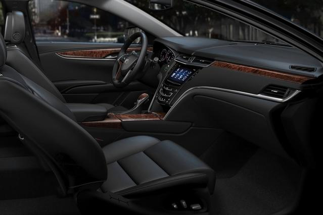 2015 Cadillac Xts LUXURY 4dr Car Hillsborough NC