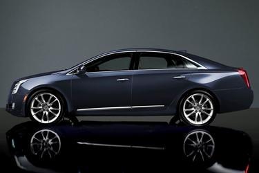 2016 Cadillac XTS PREMIUM COLLECTION Sedan Slide