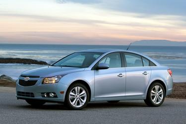 2013 Chevrolet Cruze LS Sedan Wilmington NC