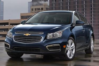2015 Chevrolet Cruze LT Sedan Apex NC