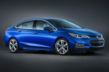 2016 Chevrolet Cruze LT Sedan Slide