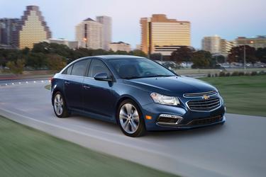 2016 Chevrolet Cruze Limited LS Sedan Merriam KS