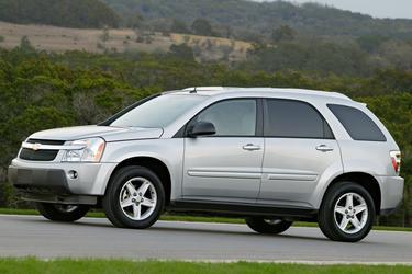 2007 Chevrolet Equinox LS Sport Utility Winston-Salem NC