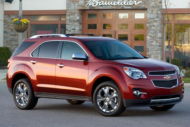 2012 Chevrolet Equinox LS Slide 0