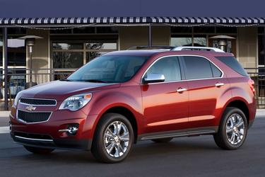 2013 Chevrolet Equinox LS SUV Merriam KS