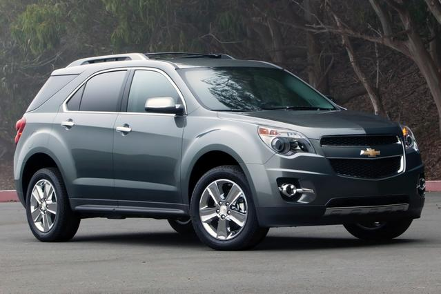 2015 Chevrolet Equinox LTZ Slide 0