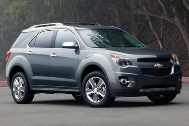 2015 Chevrolet Equinox LTZ SUV North Charleston SC