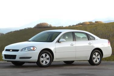 2007 Chevrolet Impala LT 4D Sedan Durham NC