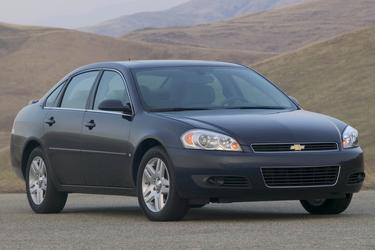2008 Chevrolet Impala LS Lexington NC