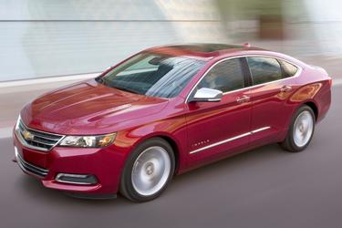 2015 Chevrolet Impala LT 4dr Car Slide