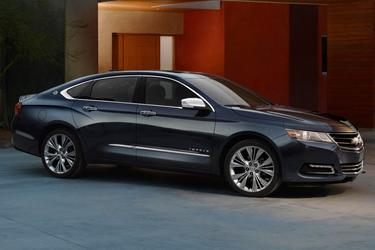 2016 Chevrolet Impala LS Sedan Slide