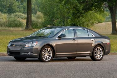 2010 Chevrolet Malibu LTZ Sedan Merriam KS