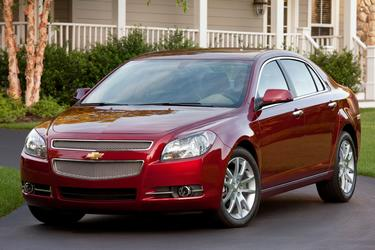 2012 Chevrolet Malibu LT W/1LT Sedan Slide