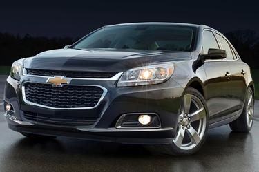 2015 Chevrolet Malibu LT Sedan Slide
