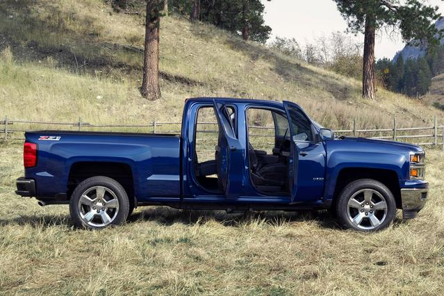 2014 Chevrolet Silverado 1500 WORK TRUCK Hillsborough NC