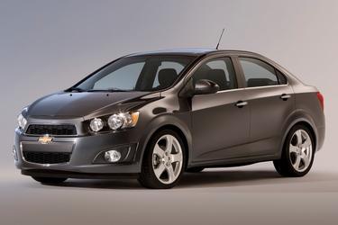 2012 Chevrolet Sonic LS Hatchback Slide