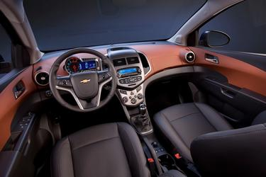 2014 Chevrolet Sonic  Hatchback North Charleston SC