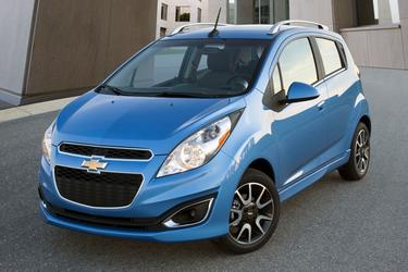 2015 Chevrolet Spark LS Hatchback Slide