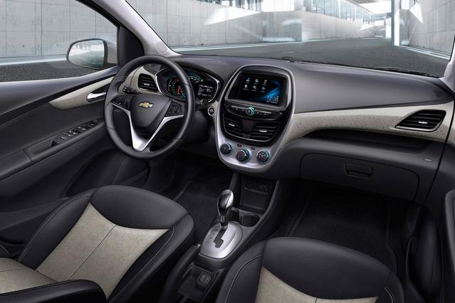 Pre Owned Chevrolet Spark In Denville Nj Gc589230
