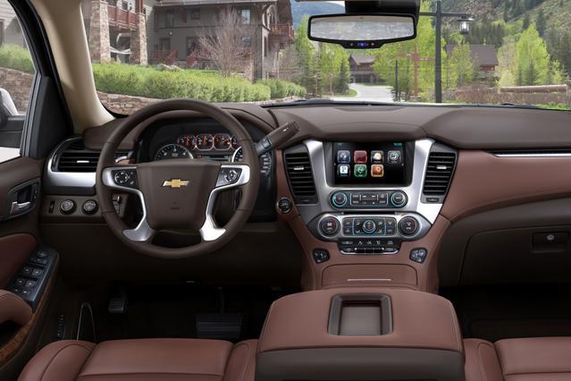 2015 Chevrolet Suburban LTZ Hillsborough NC