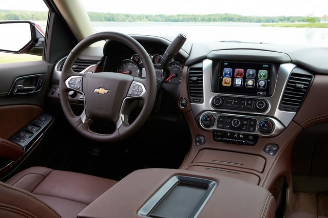 2016 Chevrolet Suburban 1500 LTZ SUV Garner NC