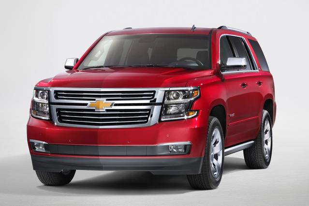 2015 Chevrolet Tahoe LTZ Hillsborough NC