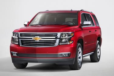 2015 Chevrolet Tahoe LTZ SUV Merriam KS
