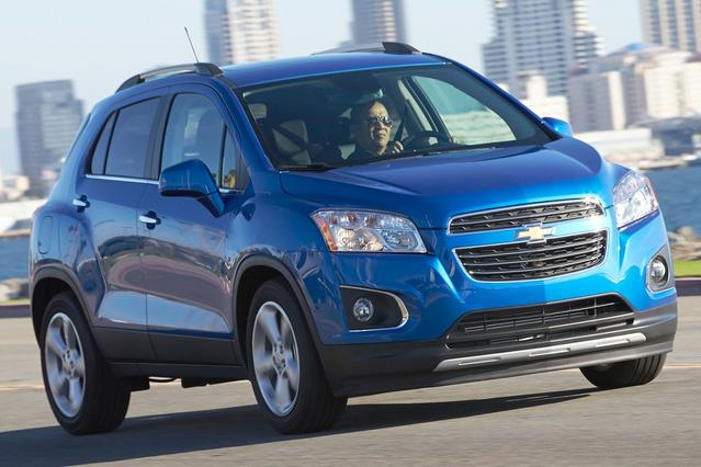 2015 Chevrolet Trax LS Lexington NC