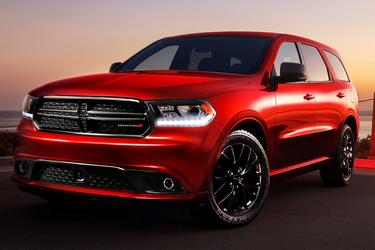 2016 Dodge Durango SXT SUV Merriam KS