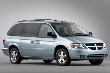 2007 Dodge Grand Caravan SXT Minivan Fayetteville NC