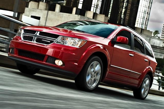 2012 Dodge Journey SXT SUV Slide 0