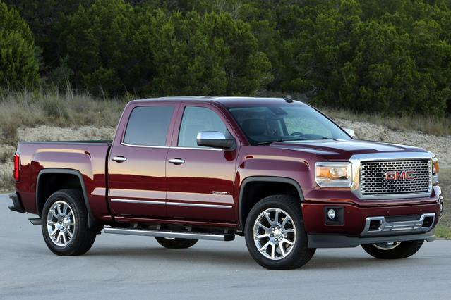 2015 GMC Sierra 1500 1SA PACKAGE Pickup Slide 0