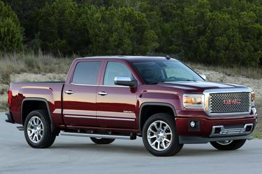 2015 GMC Sierra 1500 DENALI Short Bed