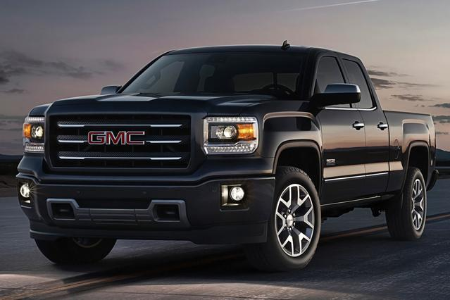 2016 GMC Sierra 2500HD DENALI Slide 0