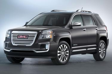 2016 GMC Terrain DENALI SUV Merriam KS
